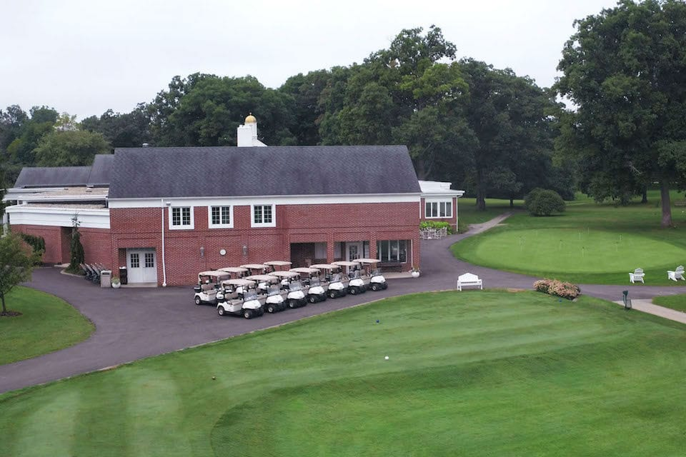 Anderson Country Clubhouse